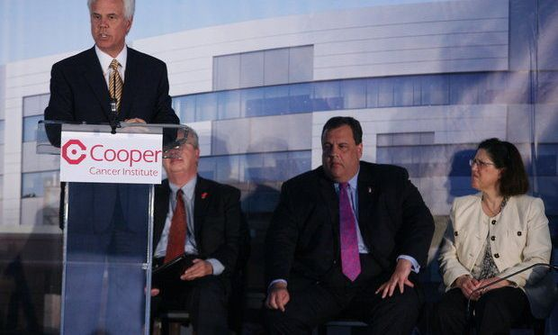 Christie signs bill giving EMS contract to hospital chaired by power broker Norcross