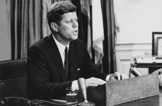 The Day President Kennedy Embraced Civil Rights—and the Story Behind It