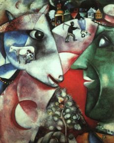 Marc Chagall (Russia)