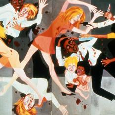 Artist: Faith Ringgold (United States)