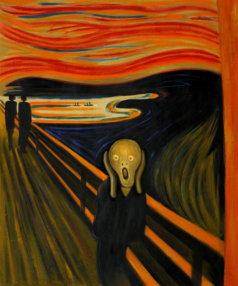 the scream camden civil rights project