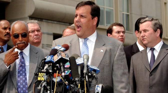 Christie faults N.J. on probe of JCA