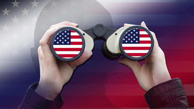 ACLU: Domestic Surveillance Program Goes Too Far